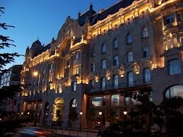 The Gresham Palace from outside
