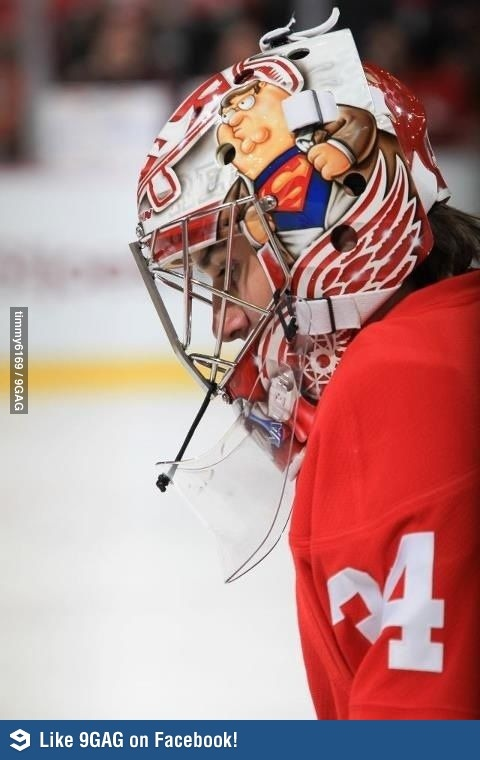Goalie mask of the year