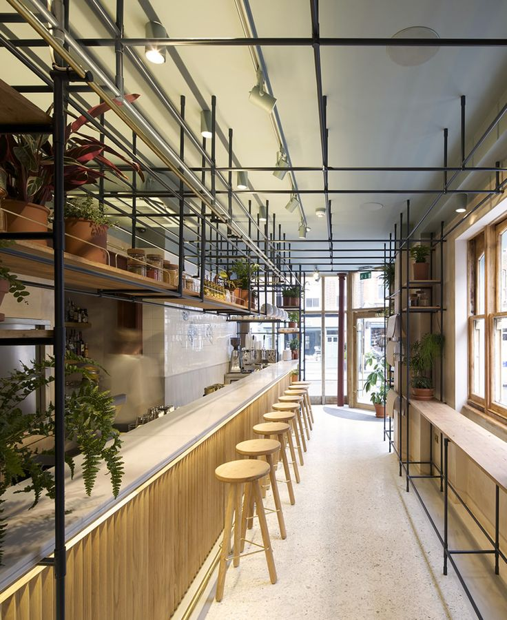 Best Trend Restaurant Interiors Images On Pinterest