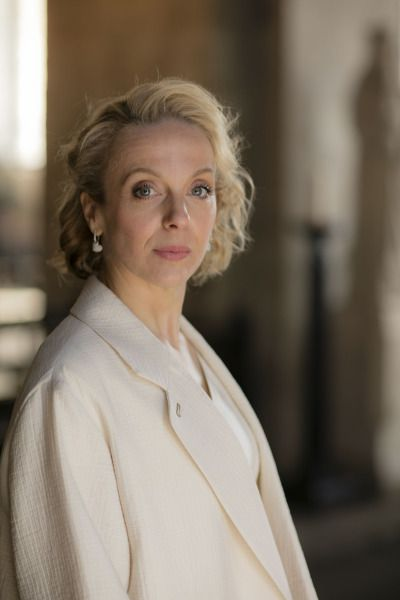 SHERLOCK (BBC) ~ Amanda Abbington S4 promo photo.