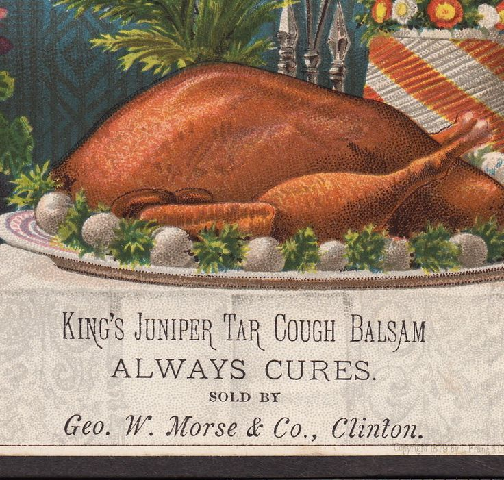 Prang 1879 Christmas Card ? Kings Juniper Tar Cough Cure Geo W Morse Clinton MA FOR SALE • $14.00 • See Photos! Money Back Guarantee. King's Juniper Tar Cough Balsam, George M. Morse & Co., Clinton, Mass / Copyright 1879 by L. Prang. Boston Antique Quack Doctor Patent Medicine Remedy Medicinal Cure Drugstore Drug Store 302183913514