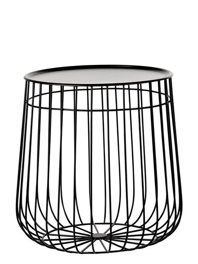 POLS POTTEN - WIRE STORAGE TABLE - LUISAVIAROMA - LUXURY SHOPPING WORLDWIDE SHIPPING - FLORENCE