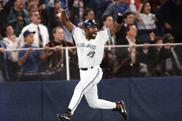 Blue Jays face Royals on anniversary of Joe Carter's game-winning home run