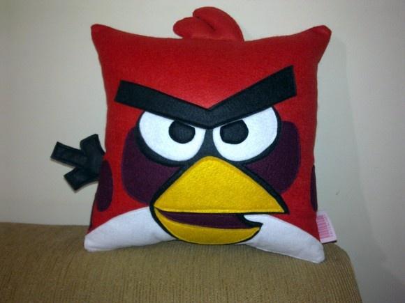 Almofada Angry Bird