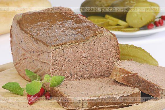 Kolejna propozycja pychotki. pl na danie z wieprzowiny. Pasztet z wątróbki wieprzowej. Przepis zawiera: wątróbkę wieprzową,cebulę, mleko.