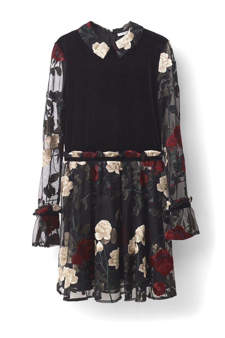 Simmons Midi Dress £335 from Ganni