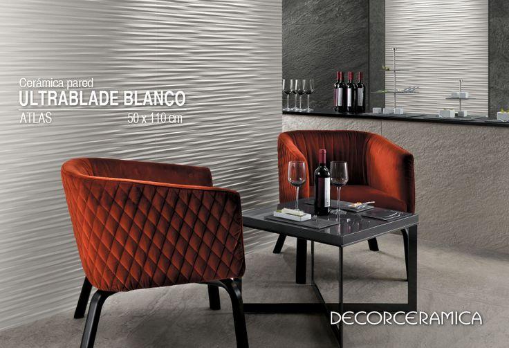 Ahora las paredes se harán notar en tu hogar con #Decorceramica. Conócelo e inspírate.