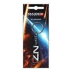 Mass Effect N7 Key Chain