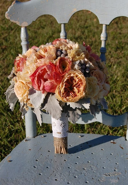 VINTAGE FLOWERS - Preserved Flower Bouquet