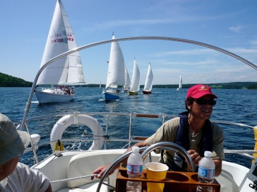 Race the Cape - Cape Breton Sailing Charters