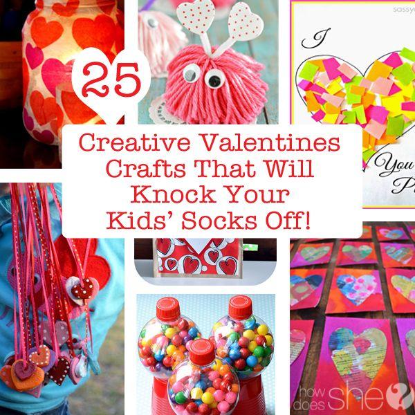 Valentines Crafts to Make