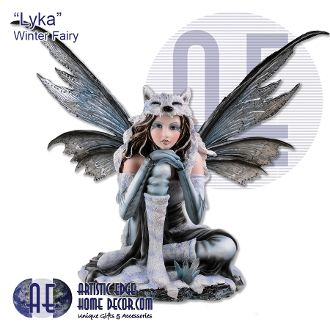 """Lyka"" Winter Fairy - Fairyland"