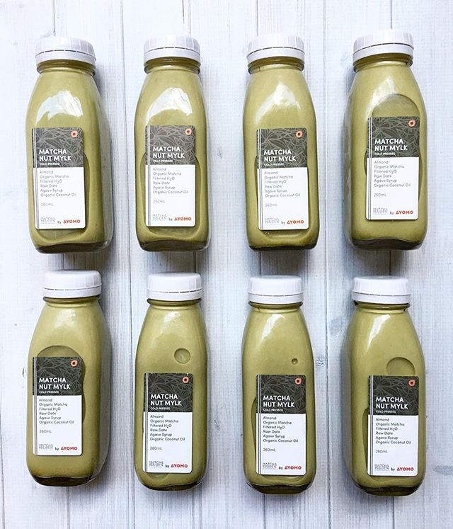 Ermahgerdddd!!!! Welcoming to the world @iloveayomo's amazing new MATCHA NUT MYLK!!!! These beauties are launching and will be available from tomorrow - SAAAAA EXCITING! It is absolutely divinely delicious can't wait for you all to try