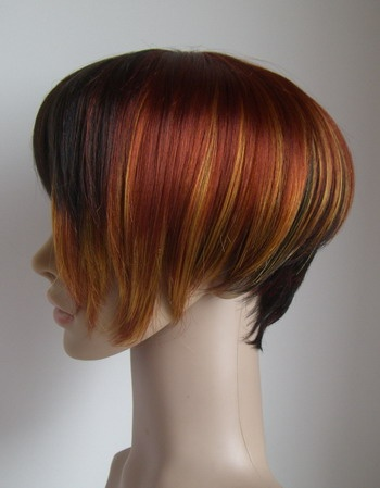 Foxy R260 SW341.  Japanese Fibre Wigs.  Stunning quality.  Looks and feels like real hair!  Adjustable straps to suit head size.  BUFFY's WIGS (South Africa)  Cell 082 873 2706 buffycameron@gmail.com