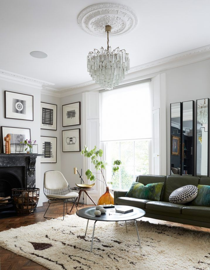 Step Inside This Gothic Victorian Terrace In North London With