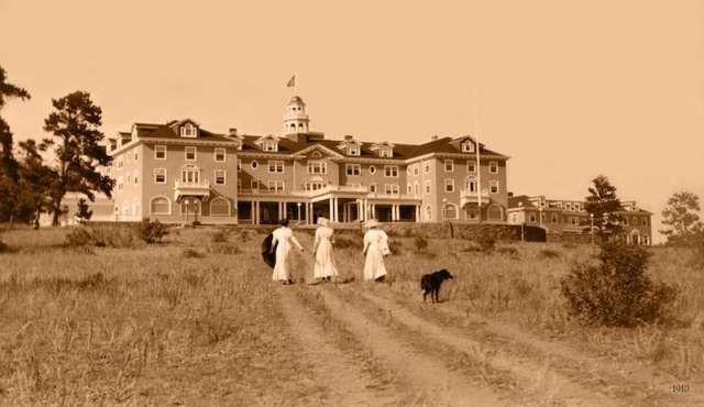 Stanley Hotel in Estes Park, Colorado,
