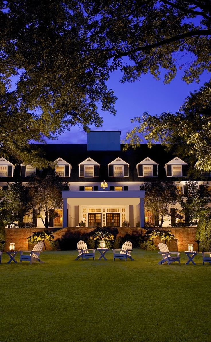 The Woodstock Inn and Resort | Travel | Vacation Ideas | Road Trip | Places to Visit | Woodstock | VT | Hotel | Restaurant | Golf Course | Bed and Breakfast | Resort