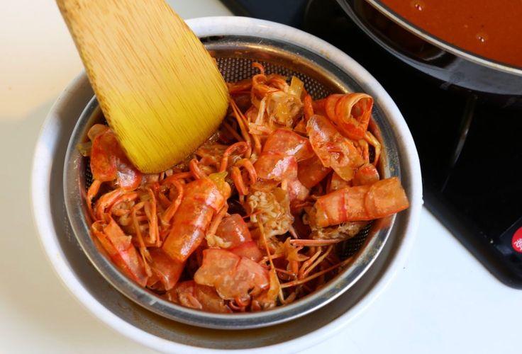 サイゲン大介 鍋 ビスク レシピ