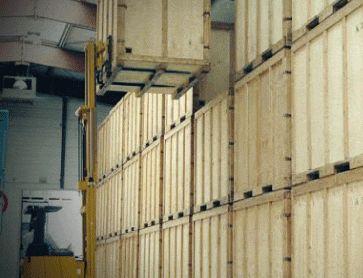 Stockage de meuble : le garde meuble