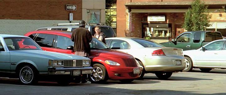 Kick-Ass CHRYSLER 2003 PT CRUISER #Car #ProductPlacement