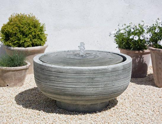 Campania International Girona Fountain