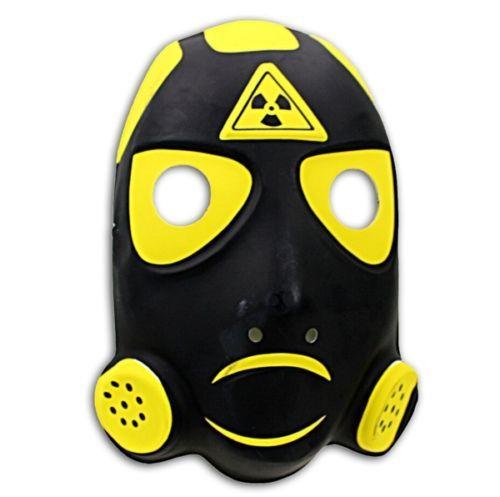 Gasmaske-schwarz-gelb-Gesichtsmaske-Kunststoff-Scherzartikel-Karneval-Halloween