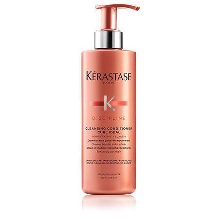 Очищающий кондиционер Curl Ideal-Разработан для нежного очищения вьющихся волос Без силиконов - Без сульфатов*