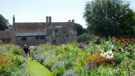 Mottistone Manor, Isle of Wight.  In the Domesday Book (that's 1086 for those of you who have forgotten your history).