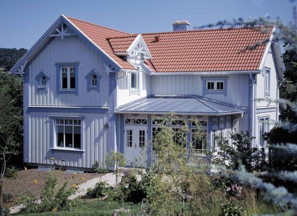 Sj dalshus classic sj dalshus schwedenhaus holzhaus for Skandinavisches holzhaus fertighaus
