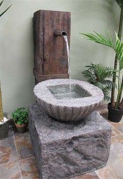 Best 25 Outdoor Fountains Ideas On Pinterest Outdoor
