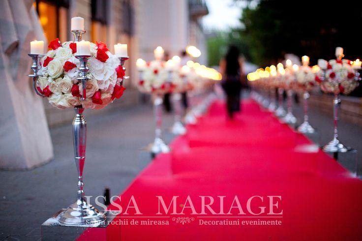 decoratiuni nunta issamariage marriot bucuresti