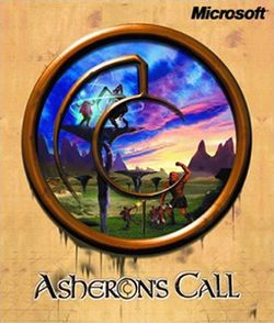 """Asheron's Call. Besides game consules, the game that made me a true """"Gamer."""""""