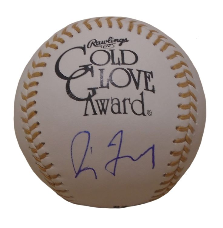 Greg Maddux Autographed Rawlings Gold Glove Award ROMLB Baseball, Proof Photo. Greg Maddux Signed Rawlings OMLB Gold Glove Award Commemorative Official Game Baseball, Chicago Cubs, Atlanta Braves, LA Dodgers, SD Padres, Proof   This is a brand-new Greg Maddux autographed Rawlings Gold Glove Award commemorative ROMLB Official leather game baseball.  Greg signed the baseball in blue ball point pen. Check out the photo of Greg signing for us. ** Proof photo is included for free with purchase…
