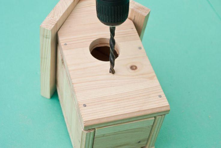 die besten 25 nistkasten bauen ideen auf pinterest. Black Bedroom Furniture Sets. Home Design Ideas