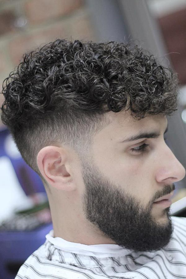 Top Curly Hairstyles For Men To Suit Any Occasion Menshaircuts Com Men Haircut Curly Hair Curly Hair Men Curly Hair Styles
