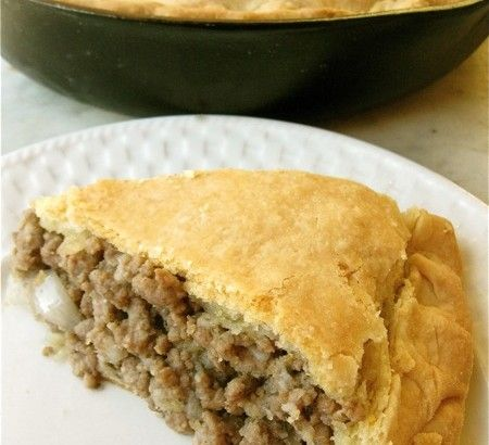 Holiday baking traditions: Tourtière | Flourish - King Arthur Flour's blog