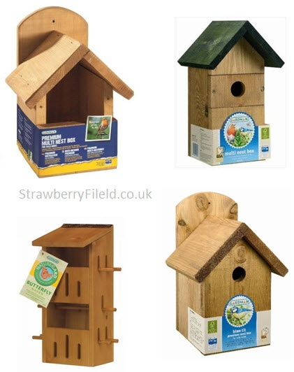 Nest Boxes you must love them