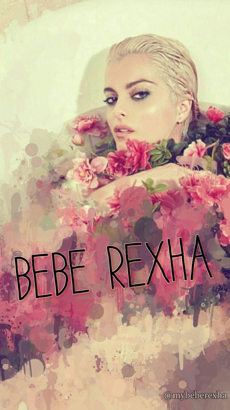 LOCKSCREEN DE BEBE REXHA Instagram: beberexhasnap