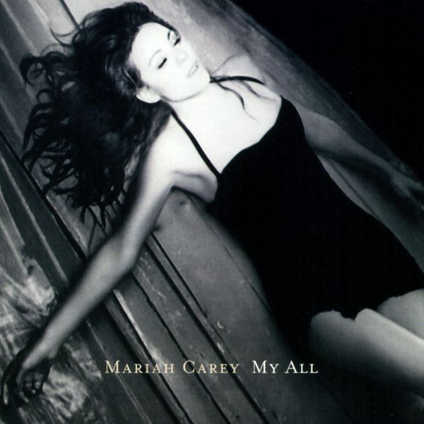 Image result for mariah my all single cover