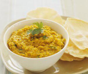 Rezept: Indisches Linsengericht (Dal)