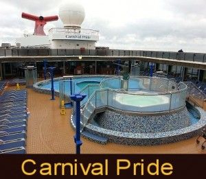 Mike spent a week aboard the Carnival Pride and shares his review of the ship and the trip!  http://www.themagicforless.com/tmflblog/2014/04/fun-fun-week-carnival-pride/  #Carnival #CarnivalCruise #Cruising