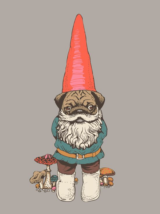 Pugnomie by Huebucket