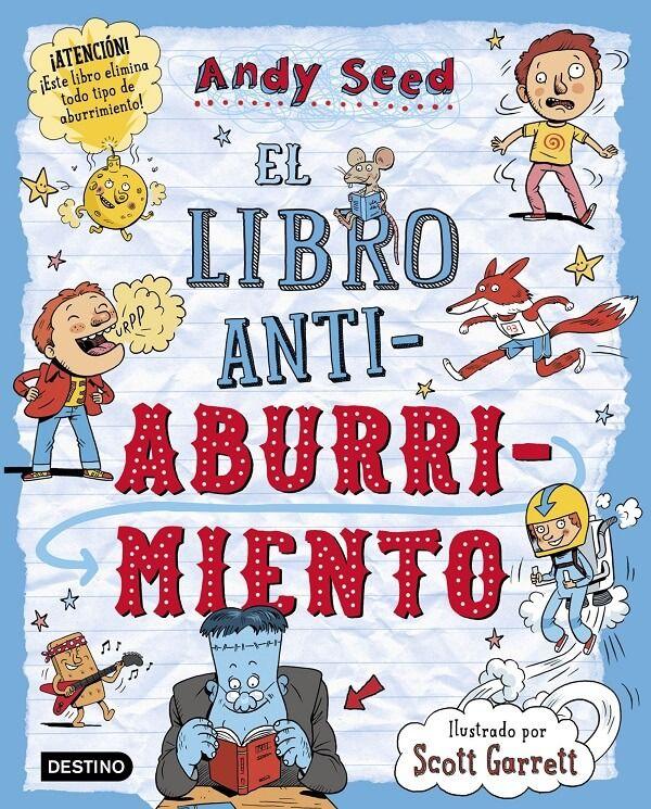 El Libro Anti Aburrimiento Pdf Epub Lectura Cortas Para Niños Libros Para Niños Cuentos Para Descargar