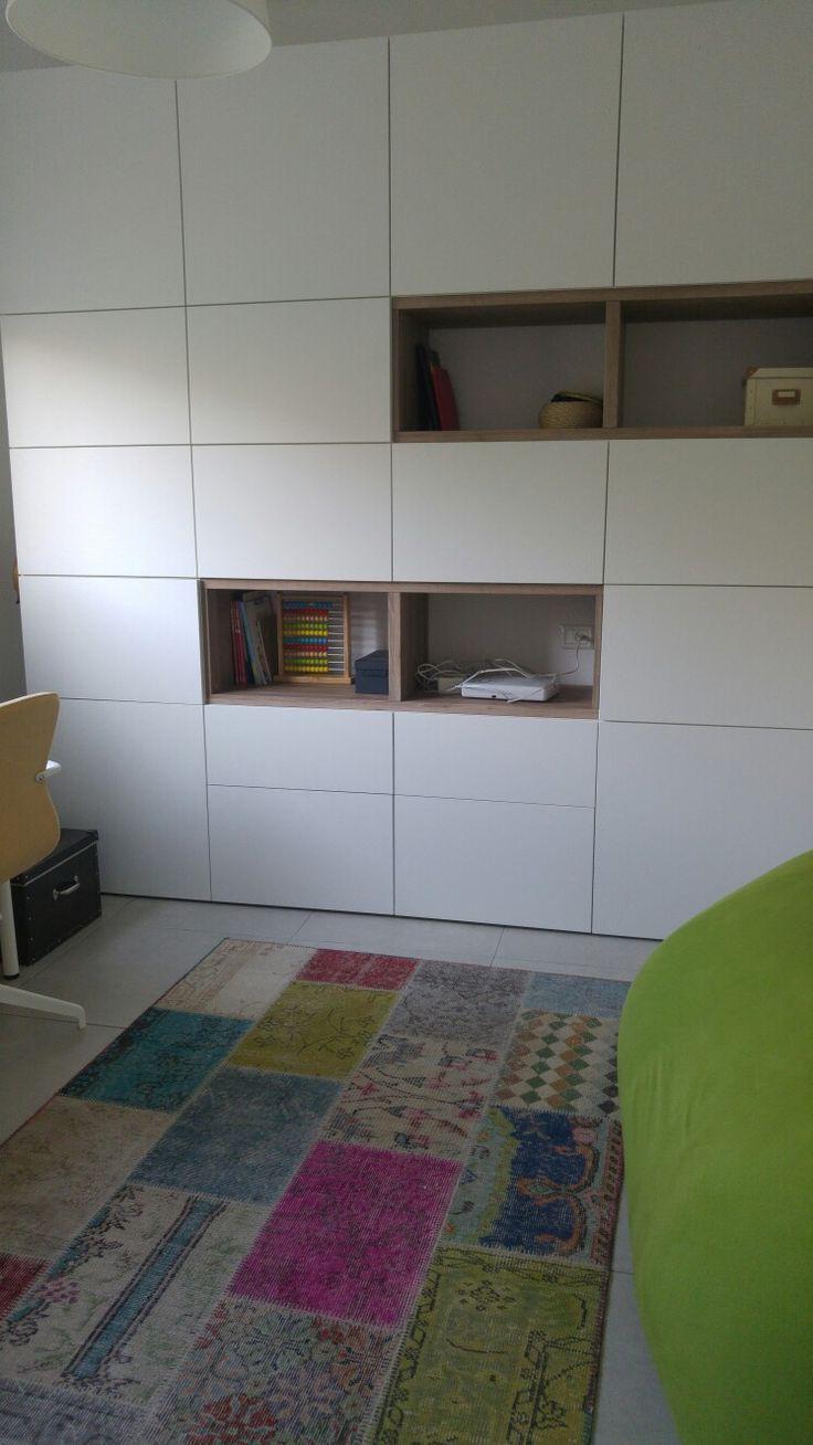 Ikea Besta Closet Designed By Mechris Dr Besta Closet