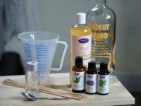 Recipe for homemade reed diffuser oil