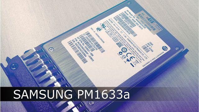 Samsung baru saja meluncurkan PM1633a. SSD besutan samsung tersebut mempunyai ruang penyimpanan hingga 15 TB lebih.