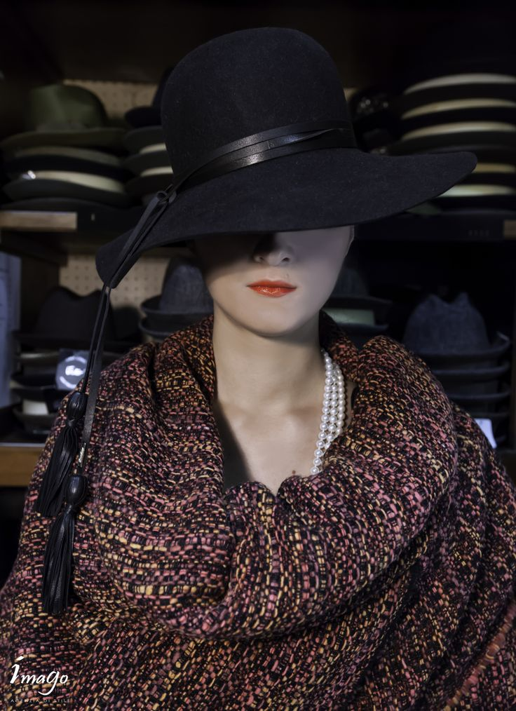 Woman Glamour Hat by BORSALINO