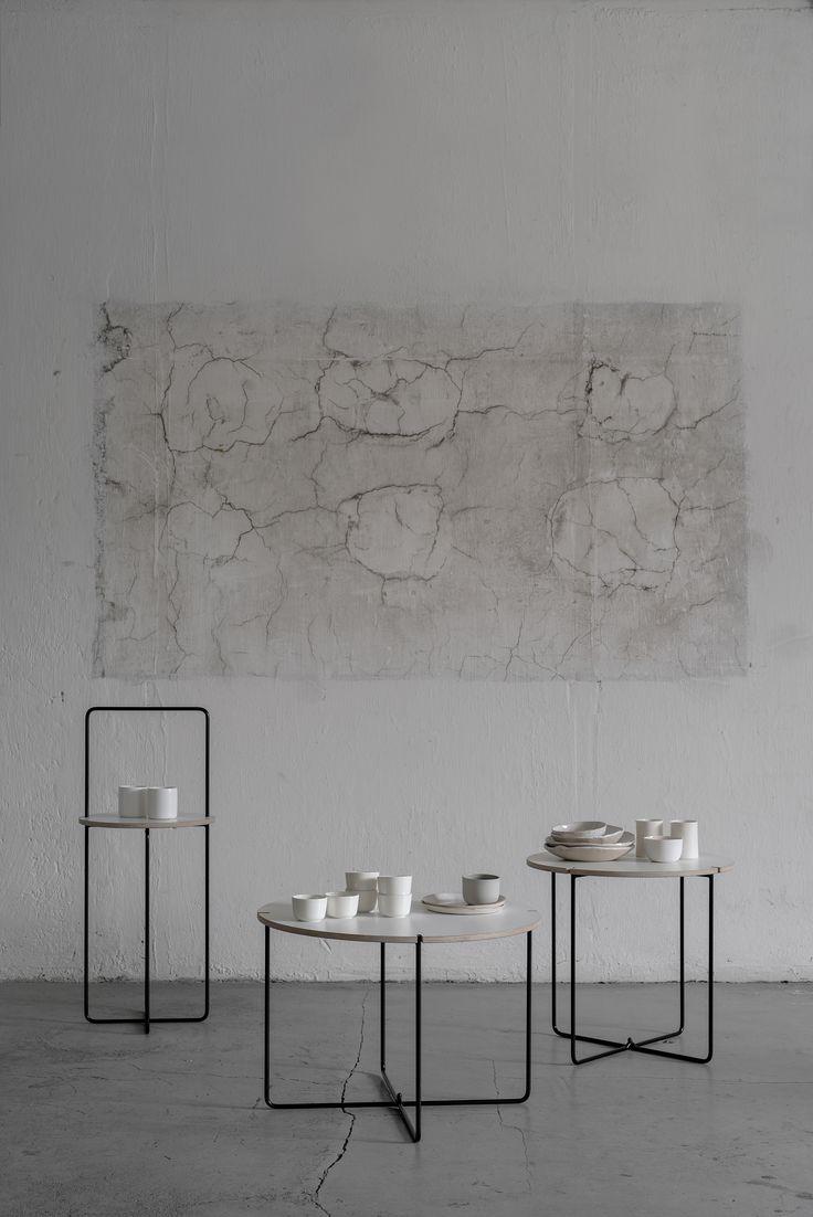 Tapio Anttila Collection –Mixrack tables