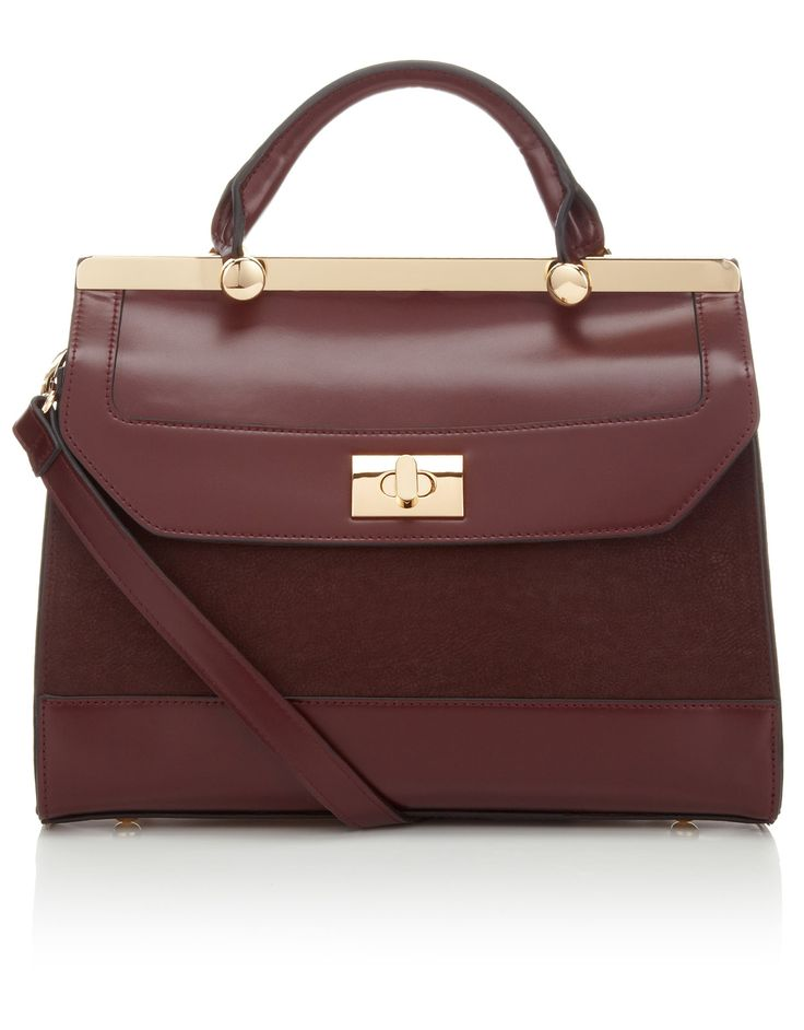 Sofia Handheld Bag, great winter colours from Accessorize