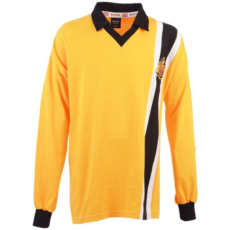 Maidstone United 1978 - 1981 Retro Football Shirt